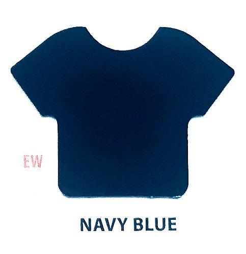 """EASYWEED NAVY BLUE VINIL TERMICO 15"""""""