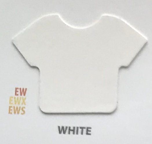 "EASYWEED WHITE VINIL TERMICO 15"""