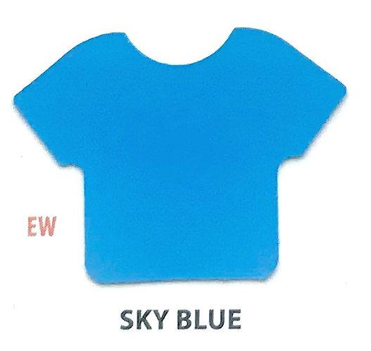 """EASYWEED SKY BLUE VINIL  TERMICO 15"""""""