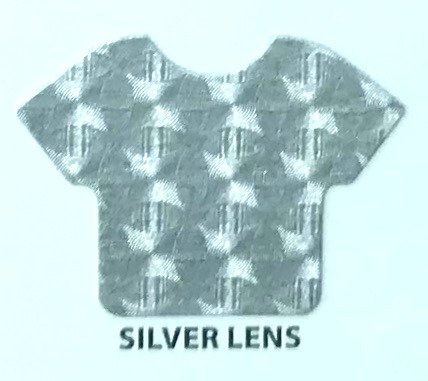 VINIL TERMICO ELECTRIC SILVER LENS