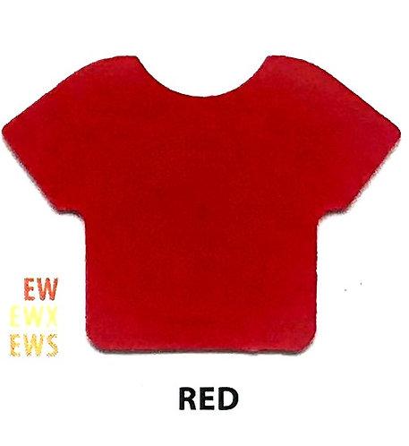 """EASYWEED RED VINIL TERMICO 15"""""""