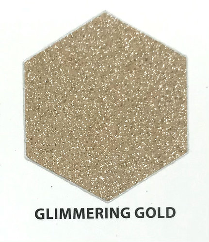 """Copia de VINIL ADHESIVO  GLGLIMMERING GOLD 12"""" EasyPSV SISER por YARDA"""