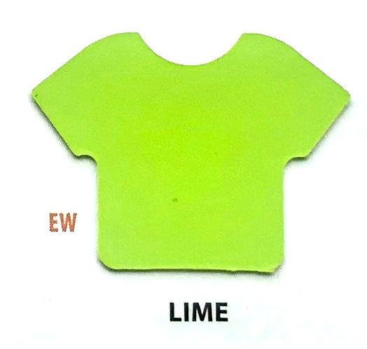 """EASYWEED LIME VINIL TERMICO 15"""""""