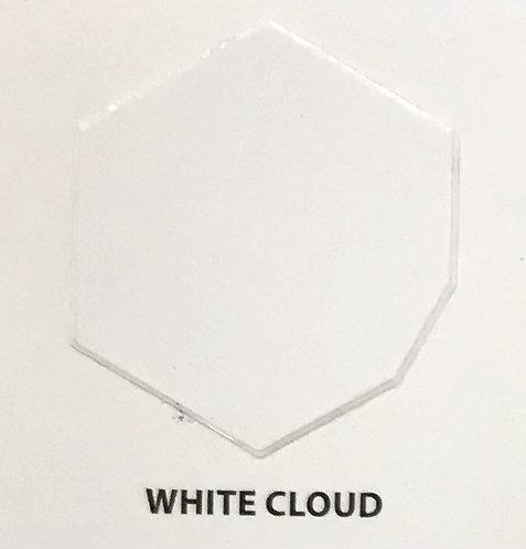 "VINIL ADHESIVO   WHITE CLOUD 12"" EasyPSV SISER Por YARDA"