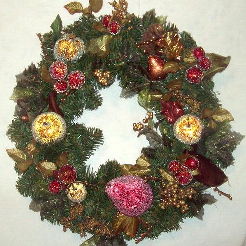 All Christmas Fruit