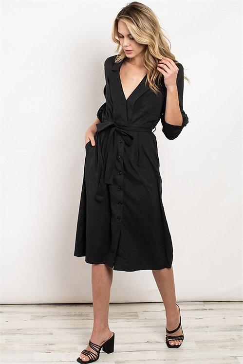 32941 BLACK DRESS