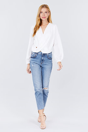 11923 Front wrap top