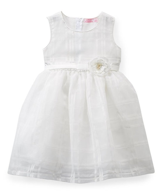 Special Occasions White Dress.