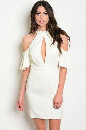 219526 IVORY DRESS