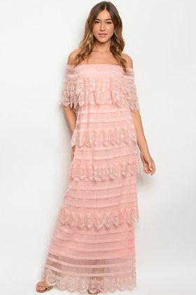 1456 PINK DRESS