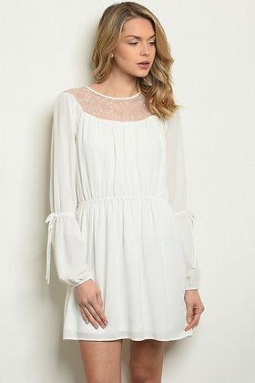 5357 IVORY DRESS