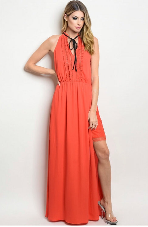 1277 RED DRESS