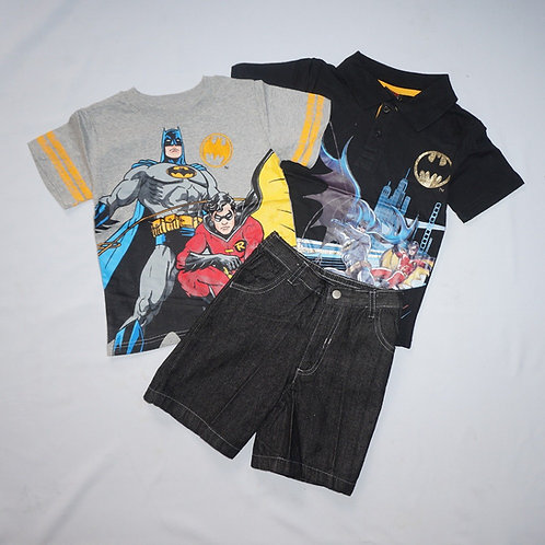 SET BATMAN GRIS