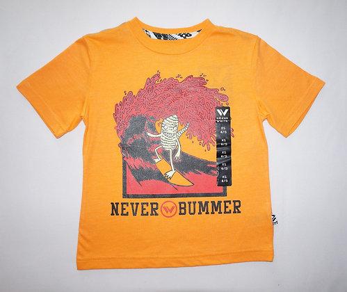 NEVER BUMMER AMARILLA
