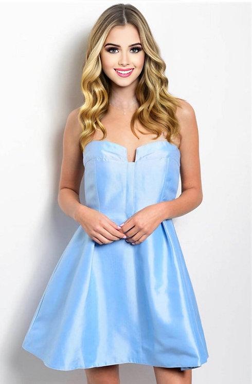 11511 SKY BLUE DRESS