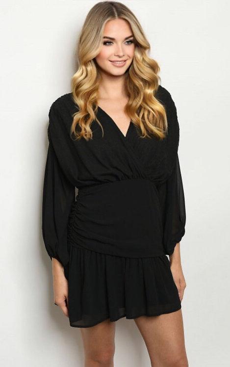 2105 BLACK DRESS