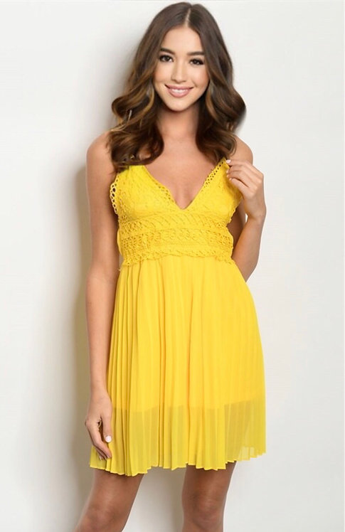 81240 YELLOW ROMPER