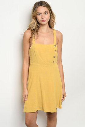 2110 YELLOW DRESS