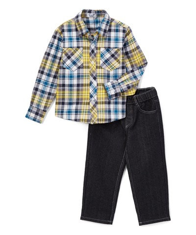 Boys' Flannel Sets