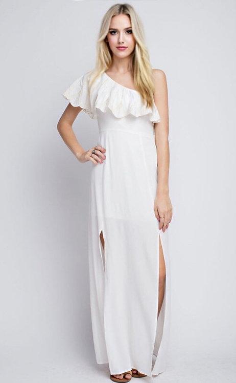 0135 WHITE DRESS