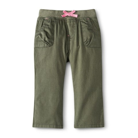 Pantalon de gabardina