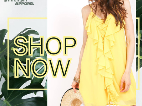 Bienvenido a tu tienda Online Stylish Apparel.