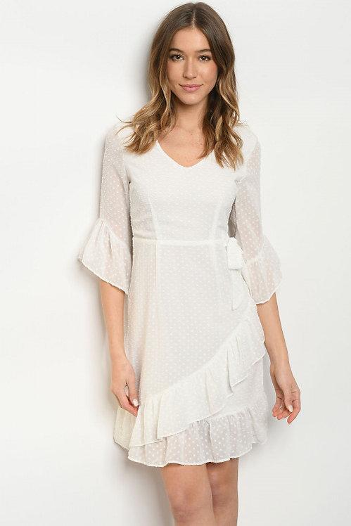 2194 Ruffle dress