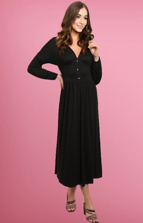 1169 BLACK DRESS