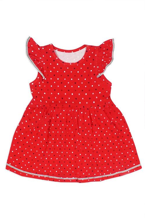 3939-1 Toddler's Soft Fashion Dress