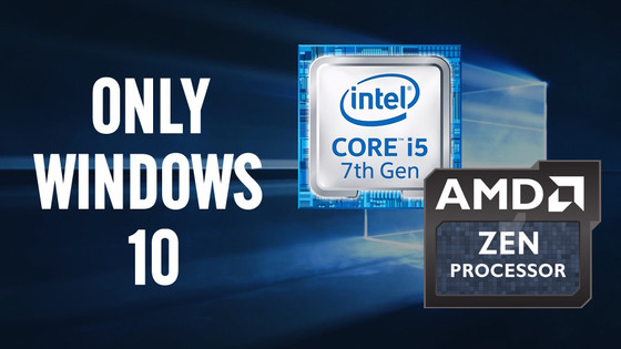 Will your processor require Microsoft Windows 10?
