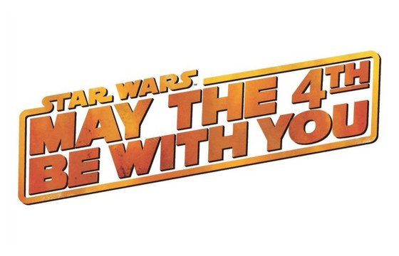 May the 4th!