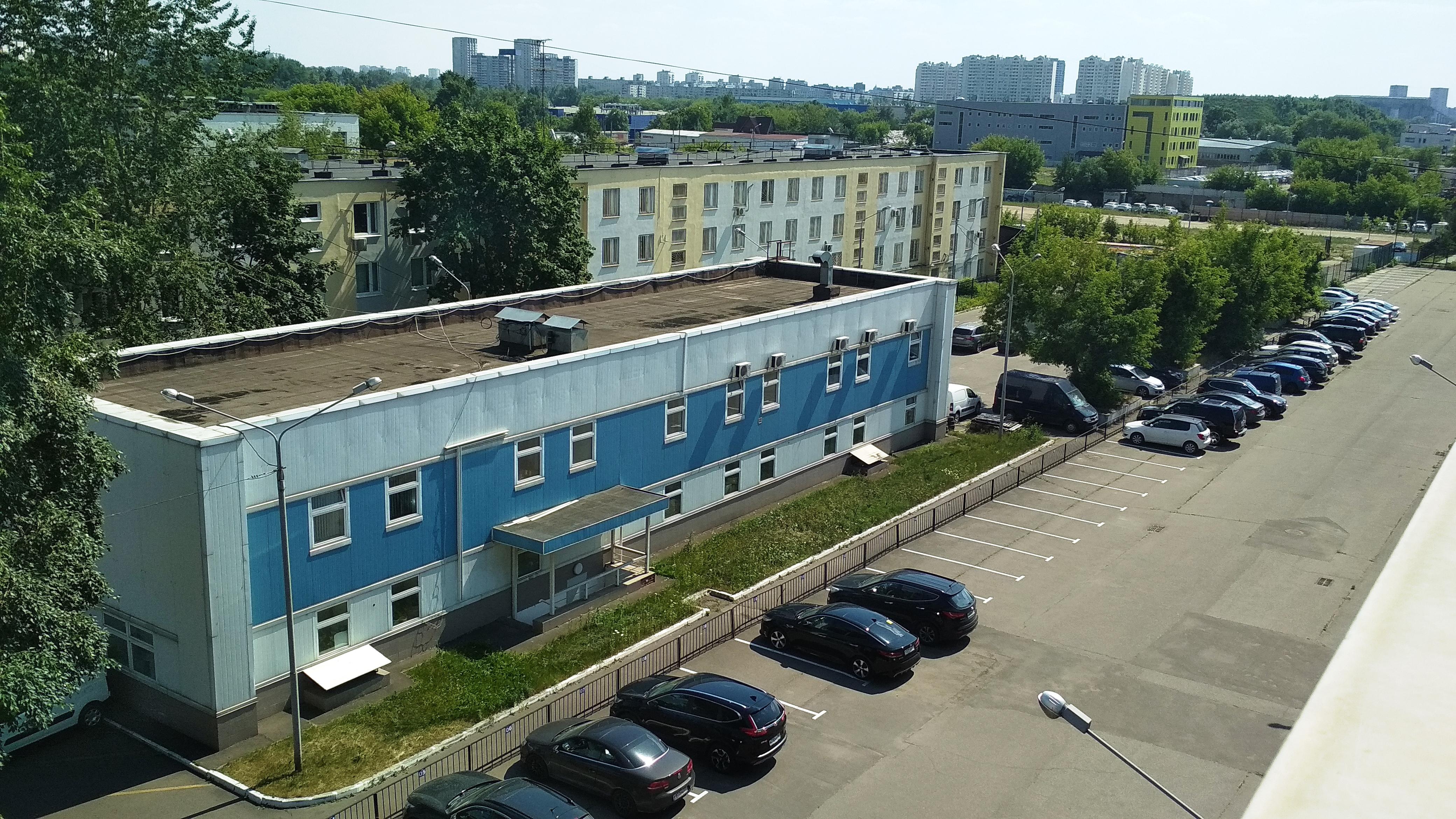 """Бизнес-Центр """"Волгоградский"""""""