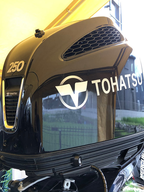 TOHATSU BFT250A 4ストローク船外機