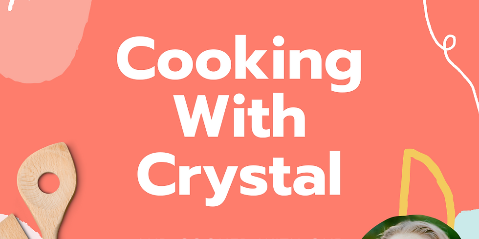 Cooking with Crystal - Backcountry Recipes
