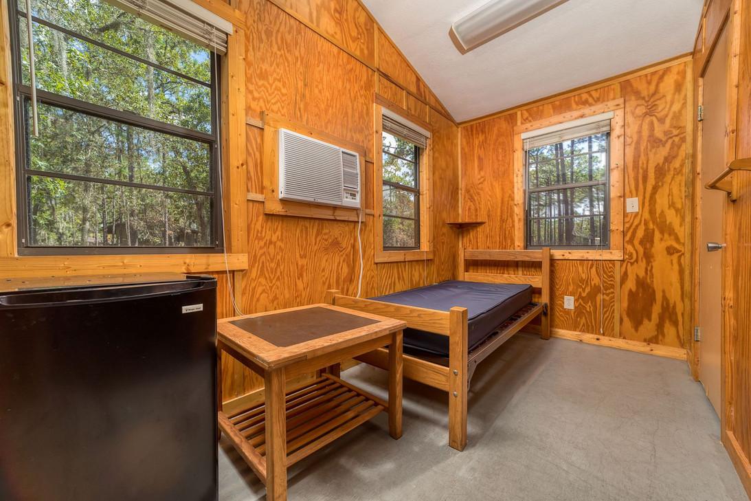 Trailblazer Cabin Inside