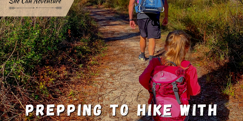 Prepping to Hike with Infants, Toddlers & Kids (1)