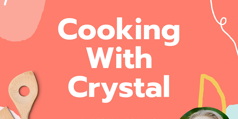 Cooking with Crystal