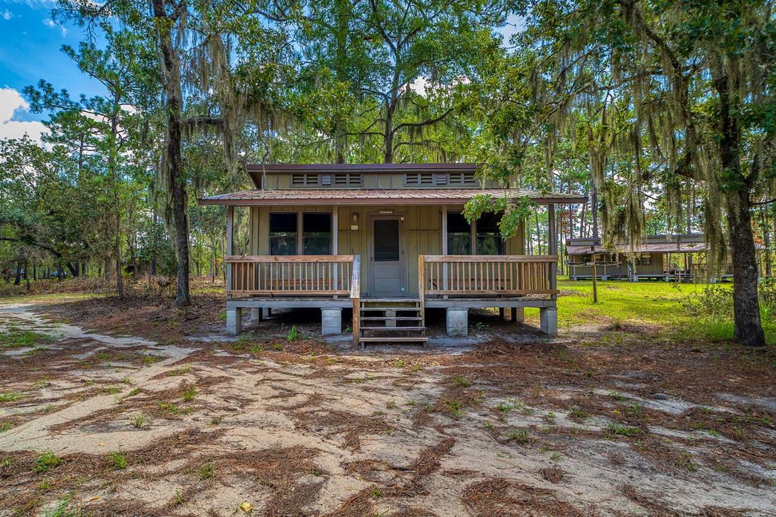 Basecamp Cabin Outside
