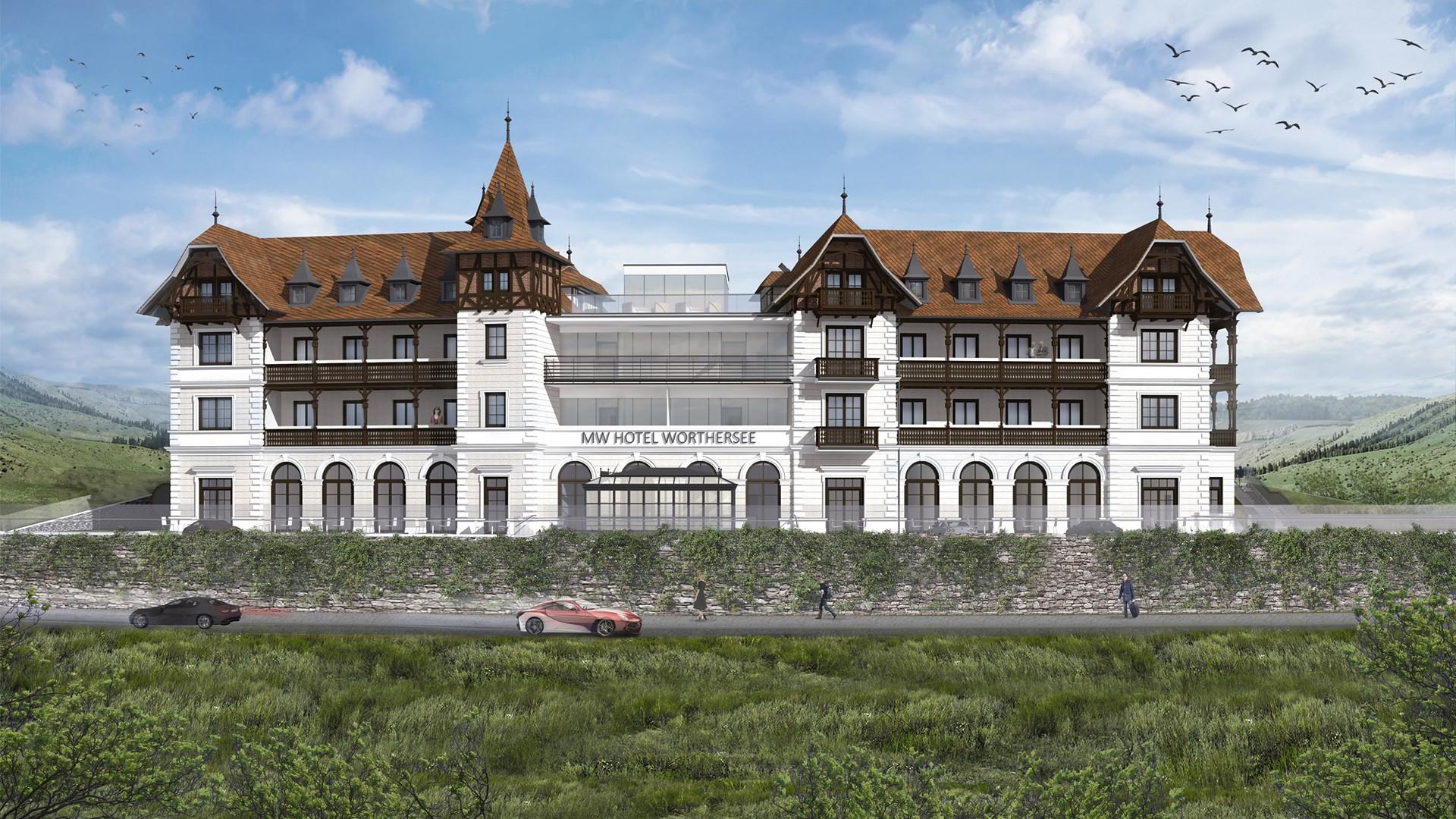 MW Hotel Wörthersee Klagenfut