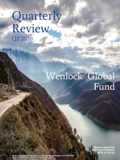 Q2-2020 Newsletter
