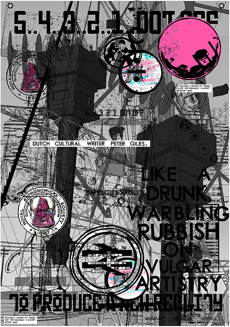 'Untitled [Warbling Rubbish. After Monum
