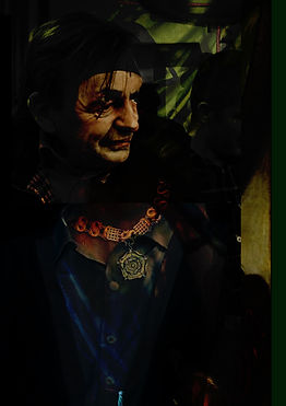 JONATHAN KELHAM | LARKIN THE LONE RANGER