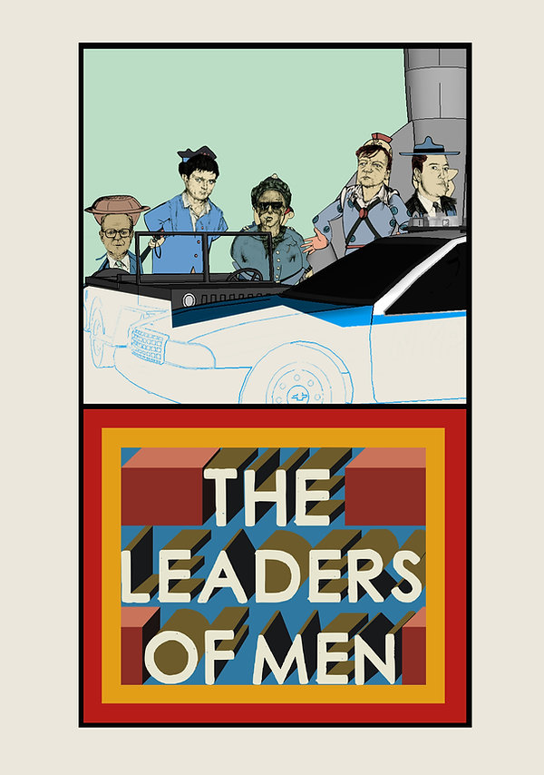 Untitled [The Leaders Of Men. After Blak