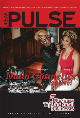 Urban Pulse Direct Winter 2018 3rd Edition