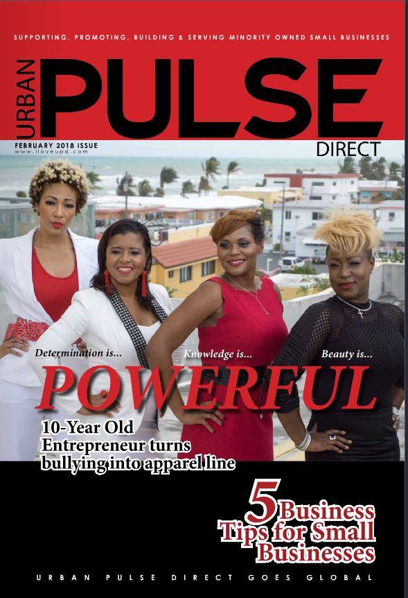 Urban Pulse Direct Winter 2018 2nd Edition
