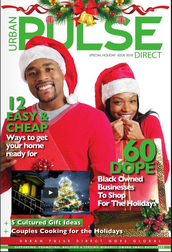 Urban Pulse Direct Holiday Edition 2018