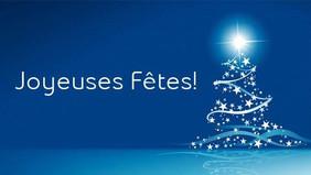 Joyeuses Fêtes à tous les Fondus !!!