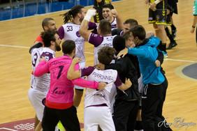 résumé du match Chambé - Istres (31-33) coupe de la ligue