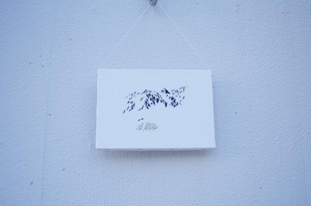 涸沢カール(残雪期)