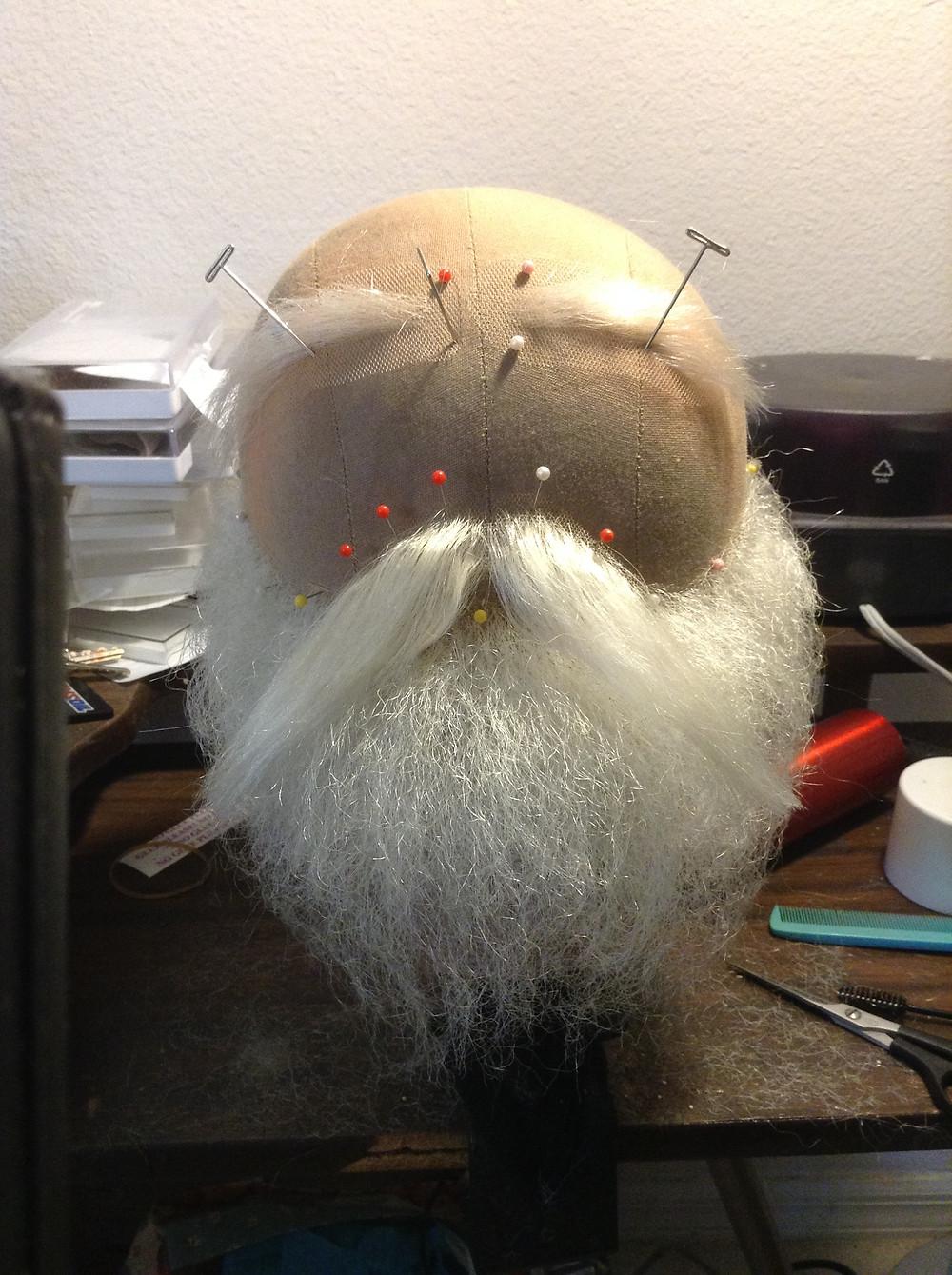 Custom Santa Set by Ron Wolek